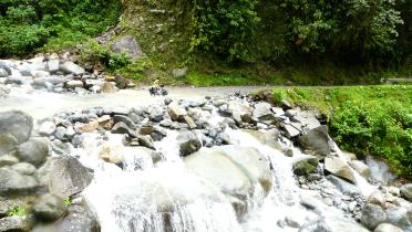 Il faut parfois traverser des rivières