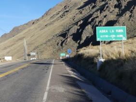 Col La Raya, 4838m